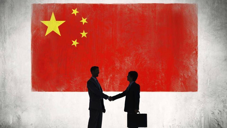 negocjacje w Chinach