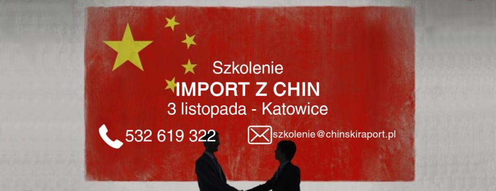 import z chin katowice zapraszamy
