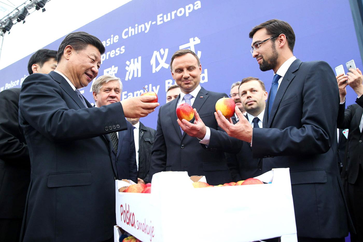 Wsparcie eksportu polskich produktów w Chinach