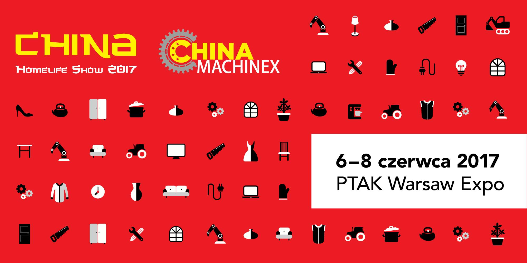 china homelife show w warszawie
