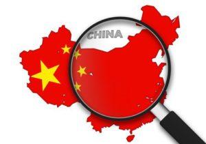 znak towarowy w Chinach