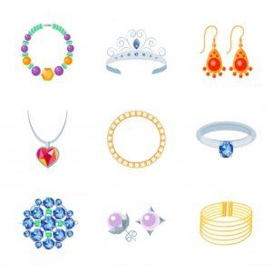 import biżuterii sztucznej z Chin