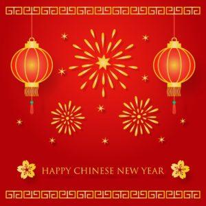 Nowy Rok w Chinach