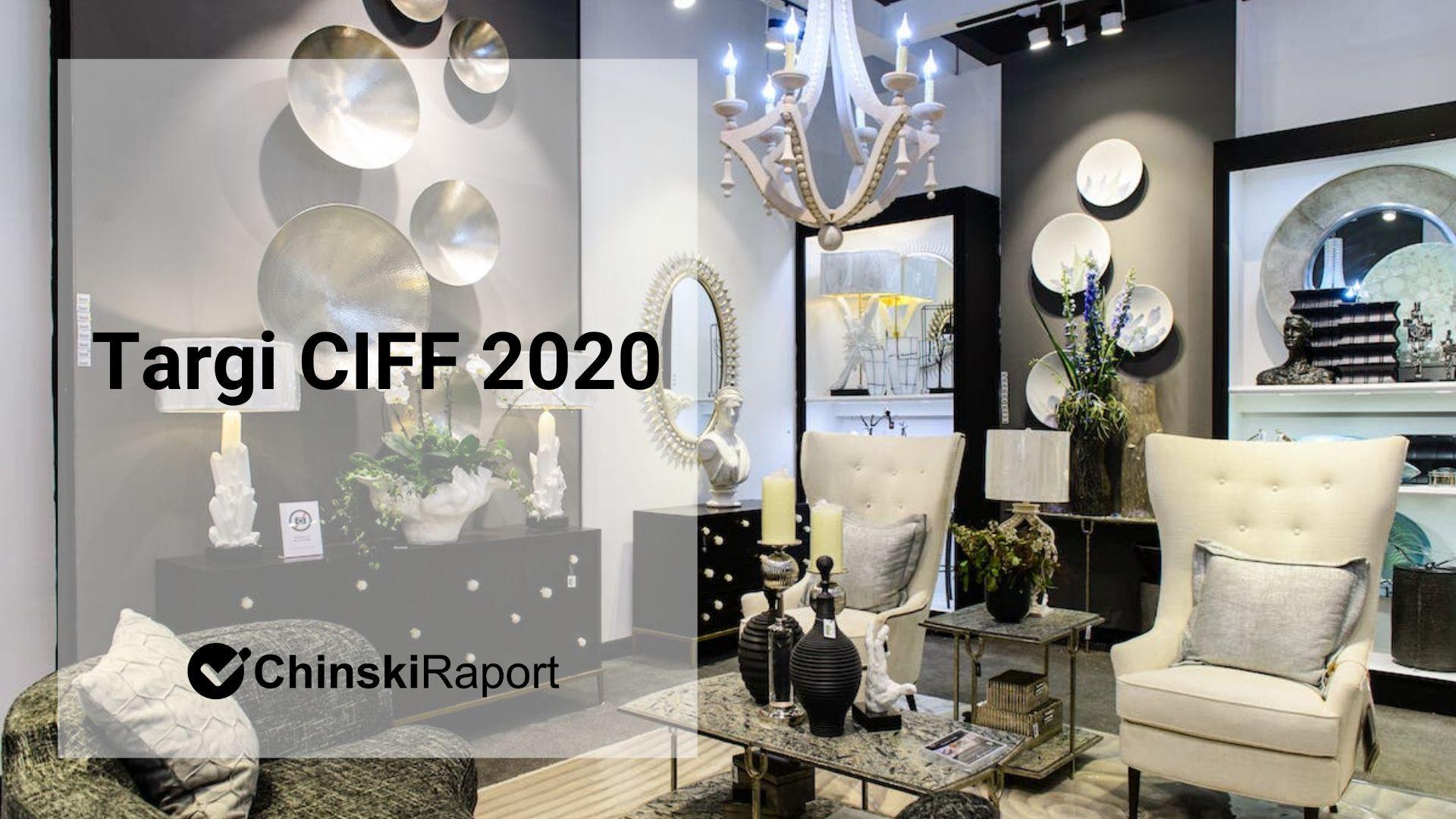 Targi CIFF 2020