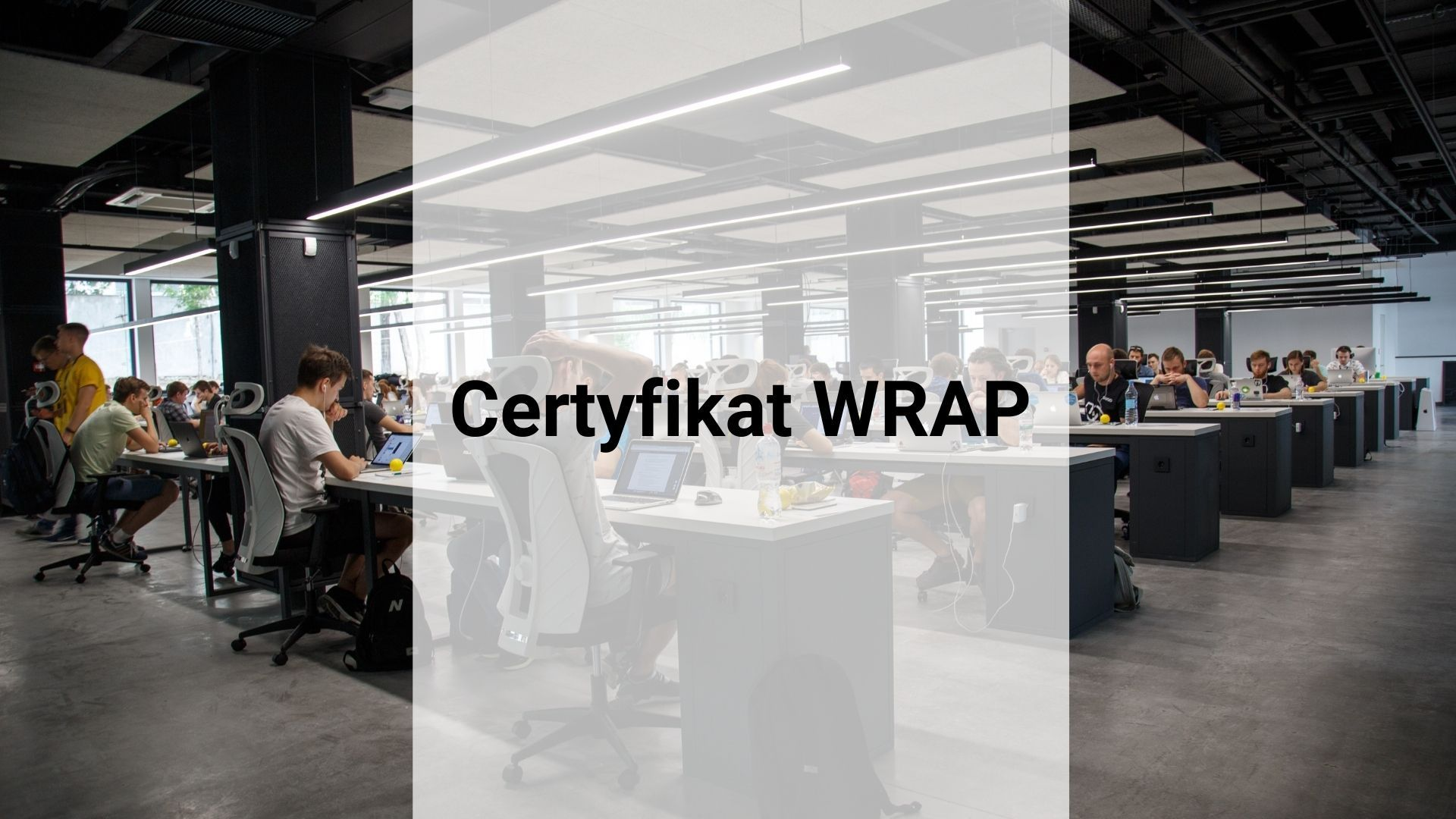 certyfikat wrap
