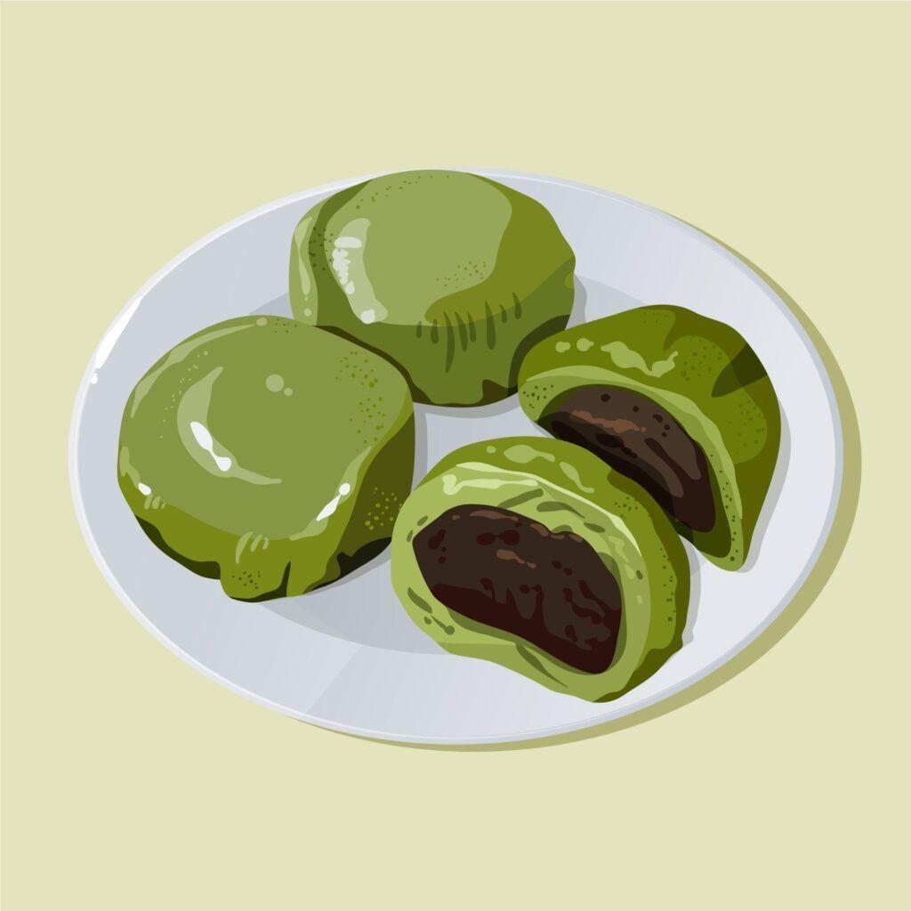 Qingming Jie - posiłki