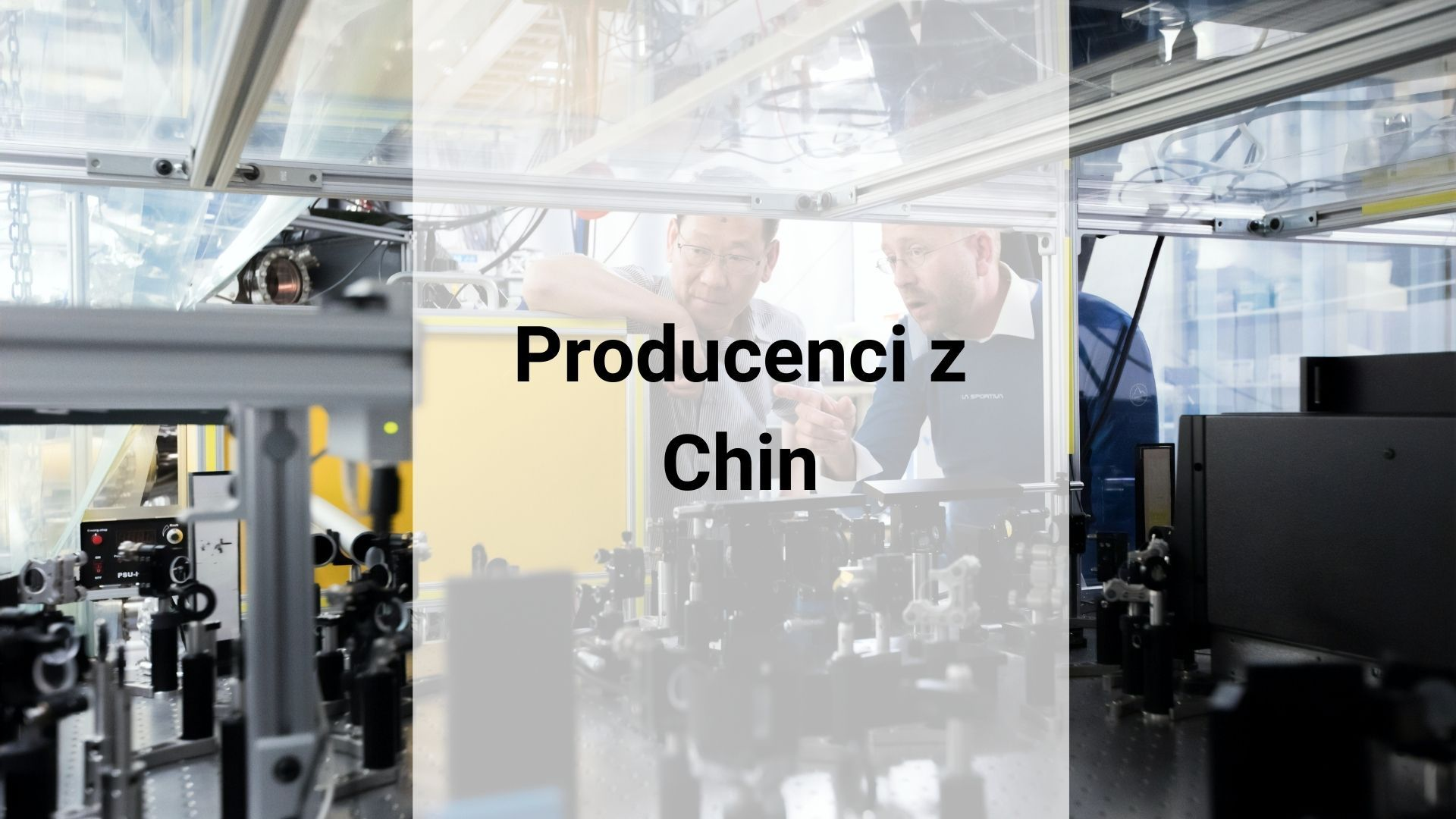 Producenci z Chin
