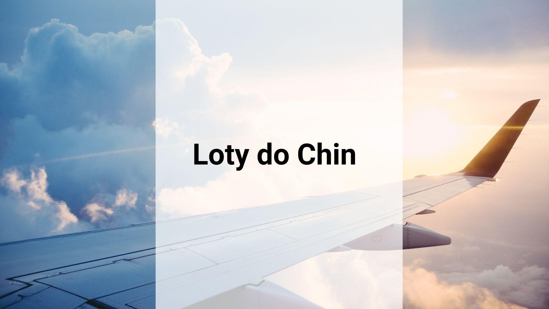 Loty do Chin